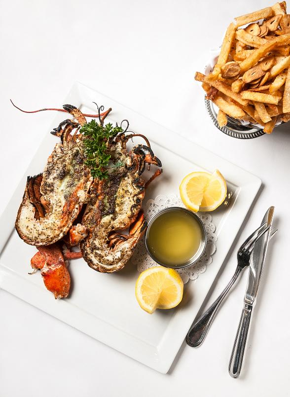 Strip House Lobster Frites