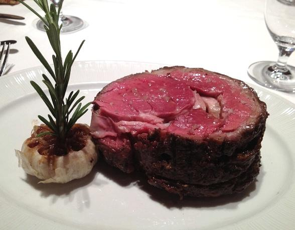 Strip House Roast Prime Rib