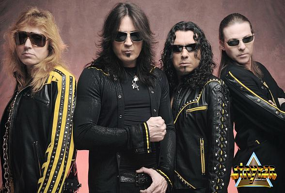 Legendary Christian Rockers Stryper to Perform at Sante Fe Station in Las Vegas May 19