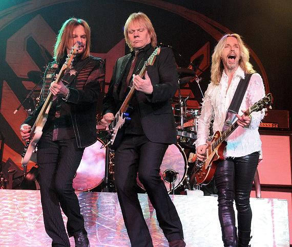 Styx performs at Green Valley Ranch