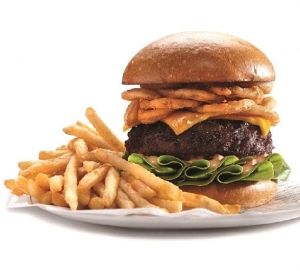 Celebrate National Cheeseburger Day at Sugar Factory American Brasserie at Town Square Las Vegas
