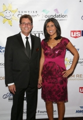 Sunrise Children's Foundation 25th Anniversary Gala with Dayna Roselli, Ricardo Laguna and Jeff Manning