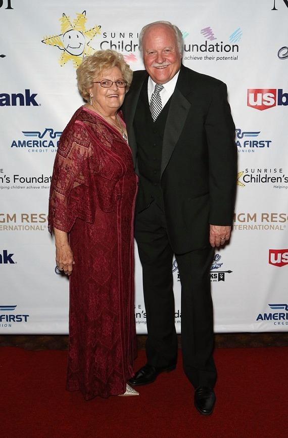 Guests at Sunrise Children's Foundation 25th Anniversary Gala