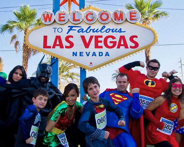 Superhero Dash 5K to Benefit Convoy of Hope and Las Vegas City Impact Center Nov. 23