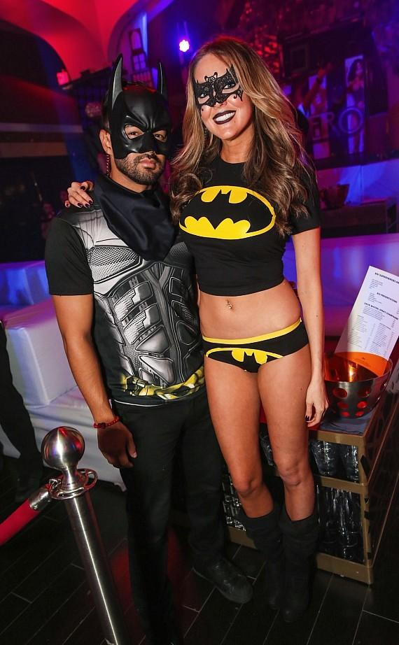 XIV Vegas Sessions at Hyde Bellagio Kicks Off with Outrageous Superhero-Themed Extravaganza