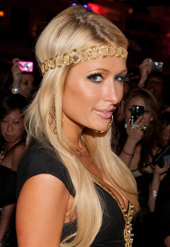 Paris Hilton at Surrender Nightclub