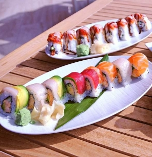 Jayde Fuzion to Transform into All-You-Can-Eat Sushi Dining Experience