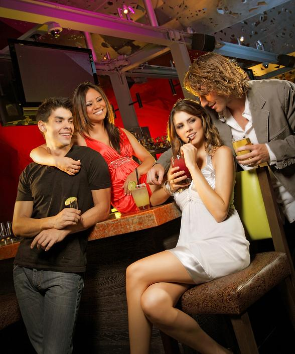 Tacos & Tequila Celebrates East Coast New Year's Eve Countdown with FANTASY Ladies Dec. 31
