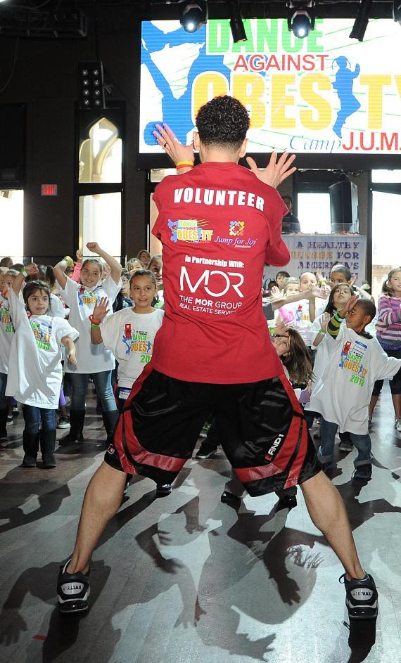 TAO Cares & Jump for Joy: Dance Against Obesity