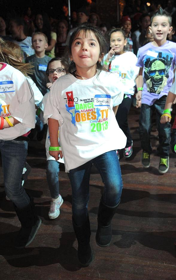 2nd Annual Dance Against Obesity Camp J.U.M.P. – February 23 – Free to All Kids!