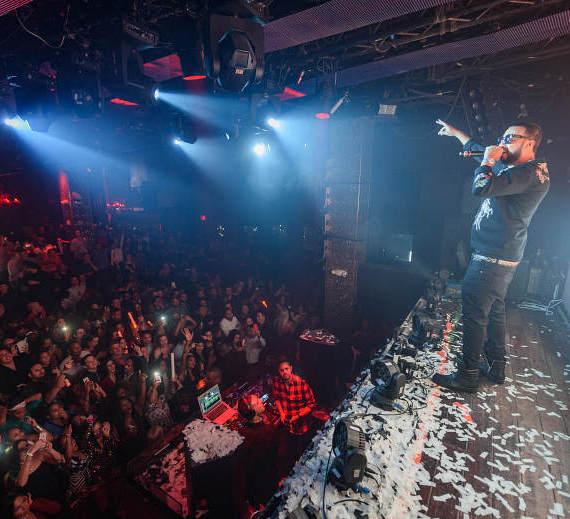 Hip-Hop Artist French Montana Performs at TAO Saturday