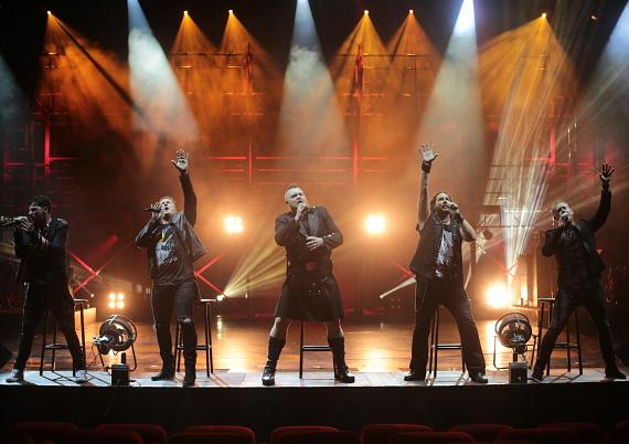 Tenors of Rock Bring an All-New Concert Experience to Harrah's Las Vegas