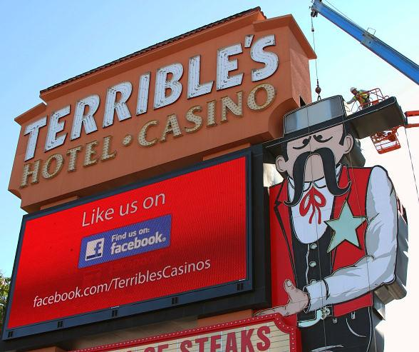 Terrible hotel and casino las vegas rolling hills casino