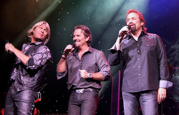 Award-winning The Texas Tenors Headline in Limited Engagement Inside the Windows Showroom at Bally's August 30-31