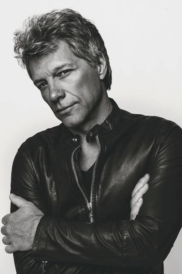 "Bon Jovi ""This House Is Not for Sale Tour"" Coming to T-Mobile Arena March 17, 2018"