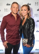 UFC's TJ Dillashaw and Travis Barker Celebrate Labor Day Weekend at Hyde Bellagio