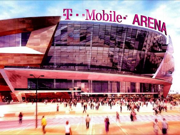Introducing T-Mobile Arena in Las Vegas