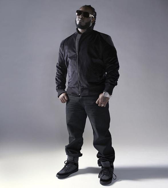 Grammy Award-Winning Rapper T-Pain Performs at Ditch Fridays at Palms Casino Resort July 27