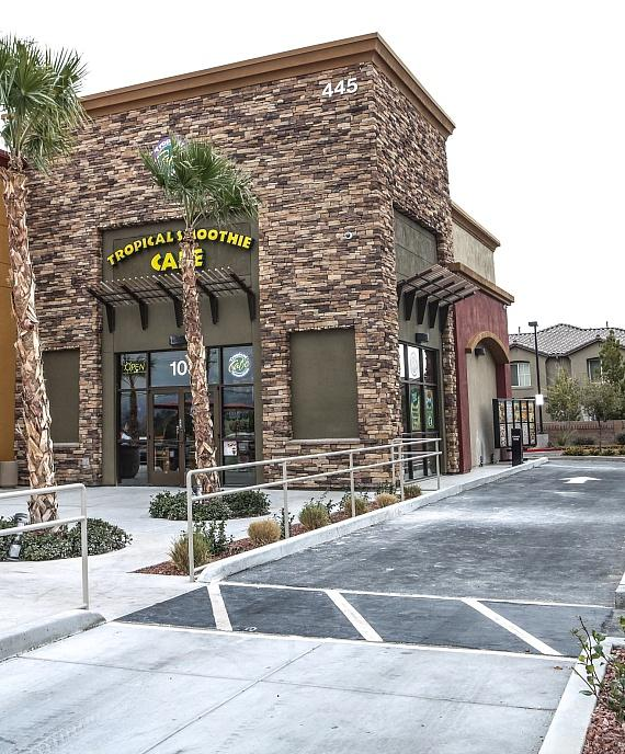Tropical Smoothie Cafe Opens New Location in North Las Vegas