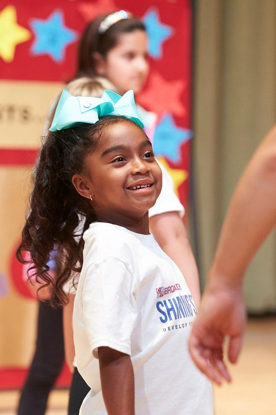 Camp Broadway Youth Summer Theater Program at The Smith Center for the Performing Arts in Las Vegas