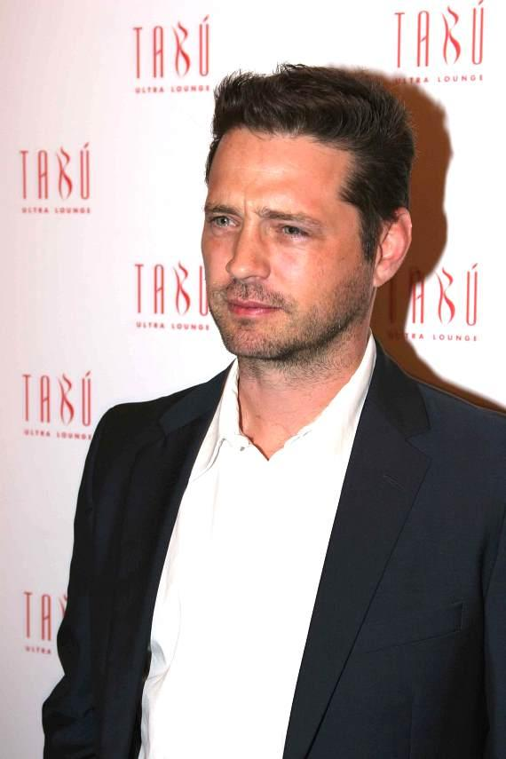 Jason Priestley at Tabu Ultra Lounge