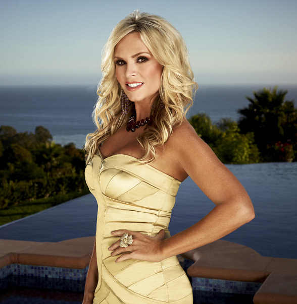 Real Housewife of Orange County star Tamra Barney