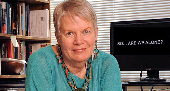 Dr. Jill Tarter of the SETI Institute