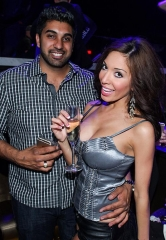 """Teen Mom"" Farrah Abraham Parties with Horse, Blowup Doll & Boyfriend at SLS Las Vegas"