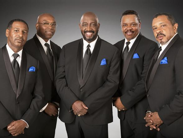 Legendary Motown Vocal Group The Temptations Returns to The Orleans Showroom Oct. 28-29