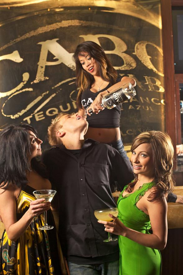 Rock In The New Year at Cabo Wabo Cantina in Las Vegas