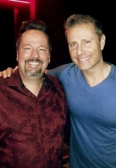 """Terry Fator attends """"Paul Zerdin: Mouthing Off"""" at Planet Hollywood Resort & Casino"""