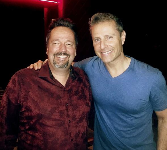 "Terry Fator attends ""Paul Zerdin: Mouthing Off"" at Planet Hollywood Resort & Casino"