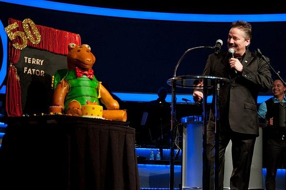 Terry Fator Launches $50 Tickets to Celebrate 50th Birthday