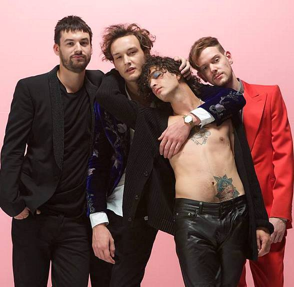 The 1975 to perform at The Chelsea at The Cosmopolitan of Las Vegas April 23, 2016