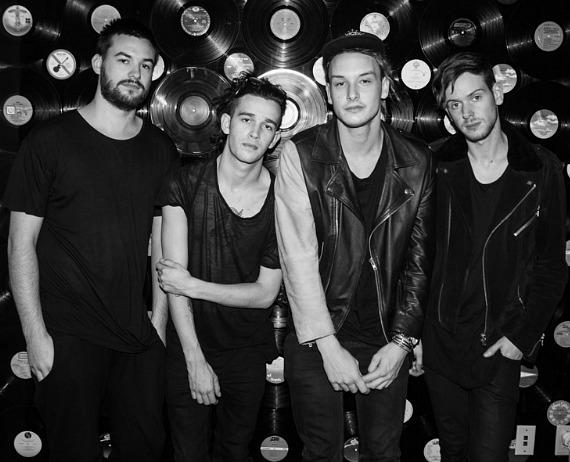 The 1975 Perform At Vinyl In Hard Rock Hotel Amp Casino Las