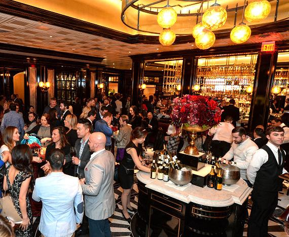 The BARDOT Grand Opening Party in Las Vegas