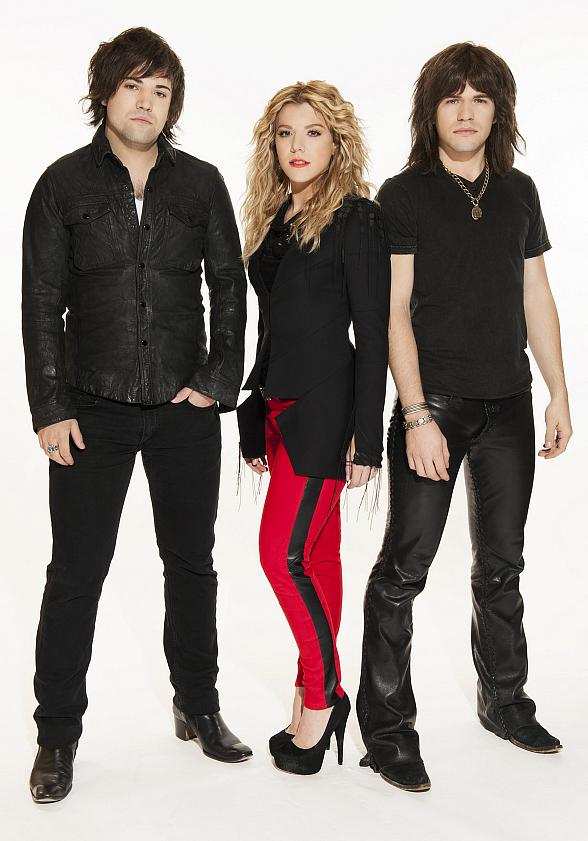 The Band Perry & Dierks Bentley to Headline