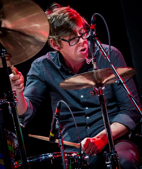 The Black Keys perform at The Chelsea inside The Cosmopolitan