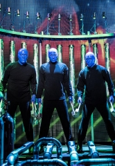 Blue Man Group Debuts Latest Evolution of Las Vegas Production at Monte Carlo Resort and Casino