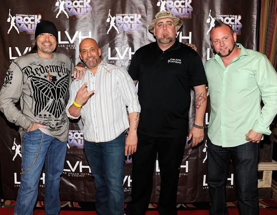 The Cast of Counting Cars