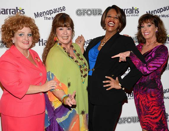 The Cast of Menopause the Musical