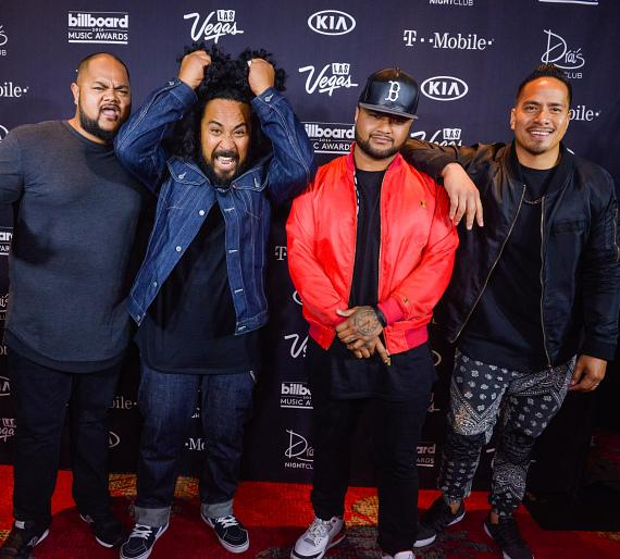 The Common Kings Attend the Official 2016 Billboard Music Awards After Party at Drai's Nightclub in Las Vegas
