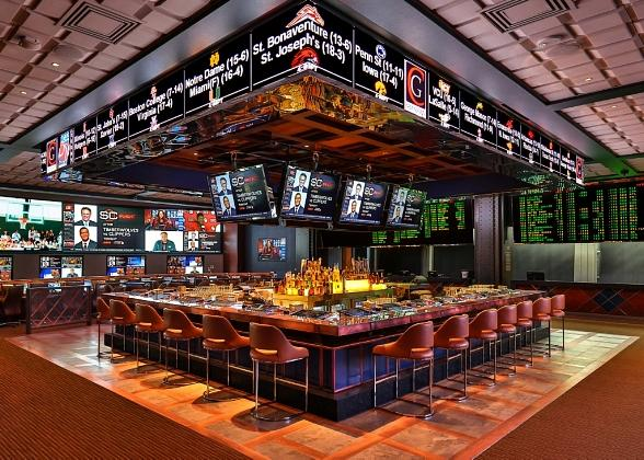 The Cosmopolitan of Las Vegas Opens Expanded Race & Sports Book powered by CG Technology on Casino Floor