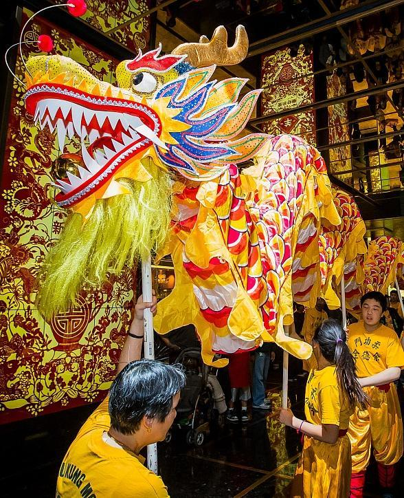 The Cosmopolitan of Las Vegas celebrates Chinese New Year