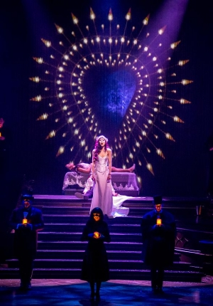 "SHOW PHOTOS: ""BAZ - Star Crossed Love"" Dazzles with VIP Celebration at The Palazzo Las Vegas"