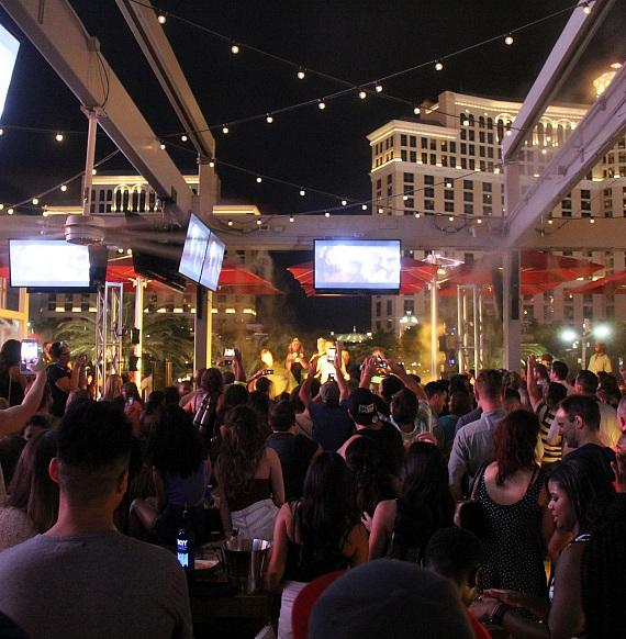 The Crowd at Beer Park's Second Lip Sync Battle