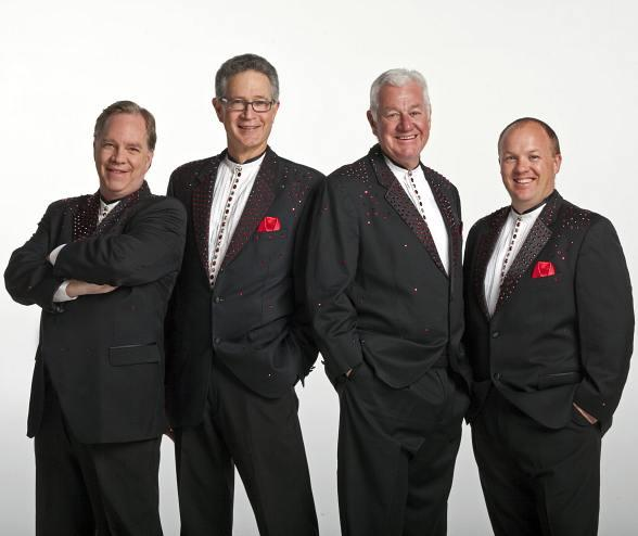 Canadian Vocal Quartet The Diamonds to Perform at the Suncoast Showroom March 29-30