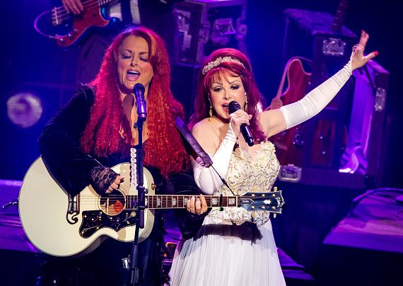 The Judds opening night at The Venetian