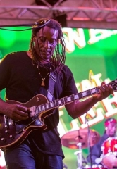 The Original Wailers Perform at Foxtail Pool inside SLS Las Vegas; Scott Weiland Performs at The Sayers Club