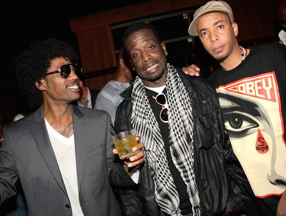 The Pharcyde hosts at LAVO's Old School Wednesday